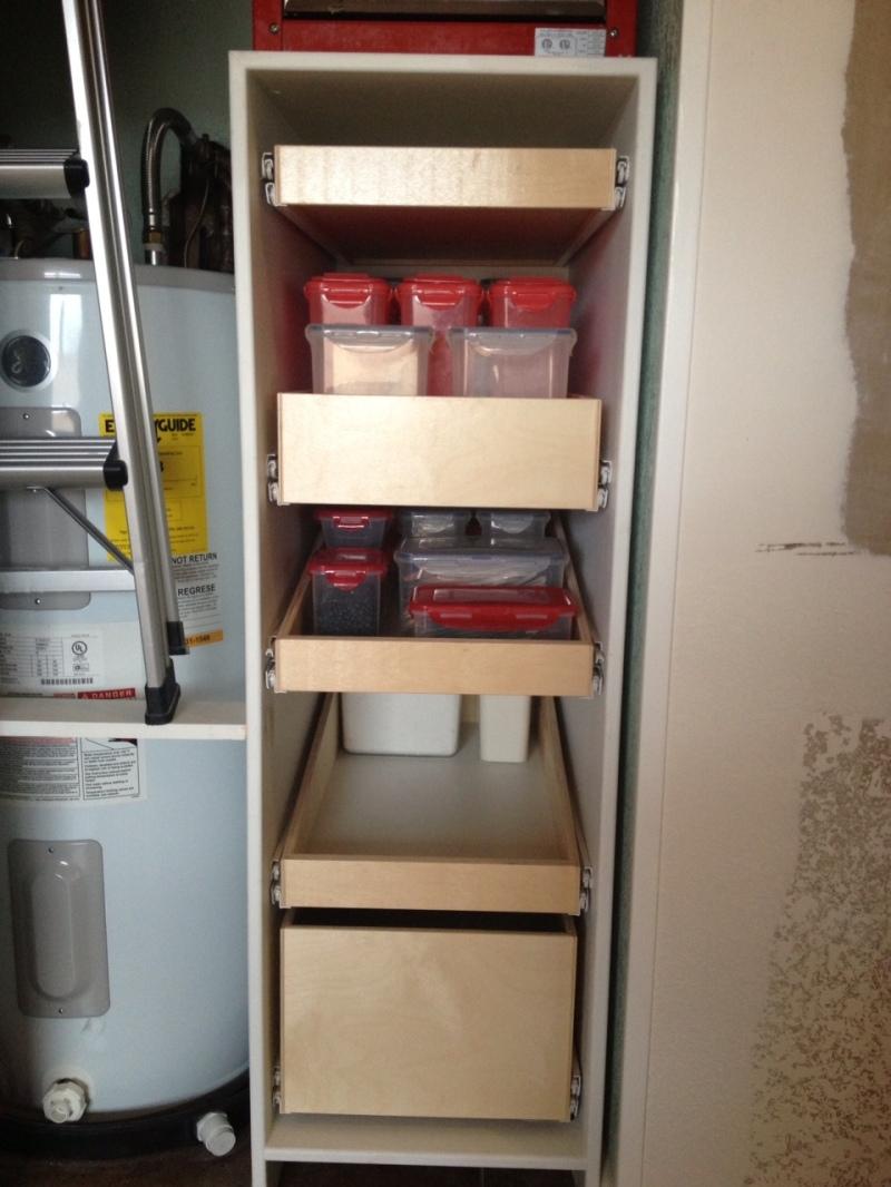 Pantry shelf building plans pdf download wood screw vise for Pantry building plans